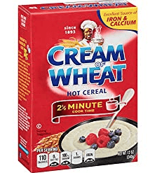 Cream of Wheat Hot Cereal
