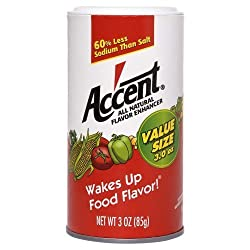 Accent Low Sodium Seasoning