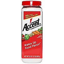 Accent Low Salt Alternative