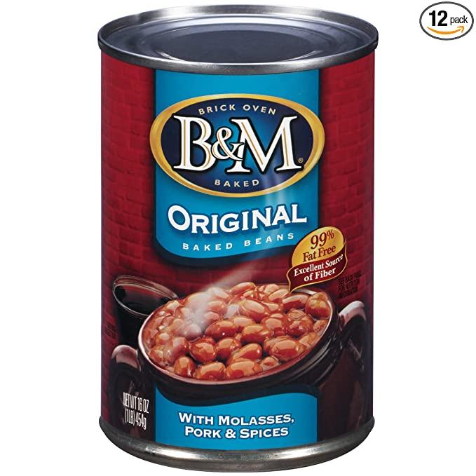 B&M Oven Baked Beans