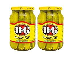 Dill Kosher Pickles