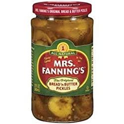 Mrs. Fanning's Pickles