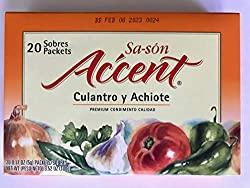 Culantro Achiote y Tomate Sason Accent