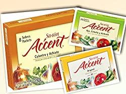 Sason Accent Seasoning Mixes