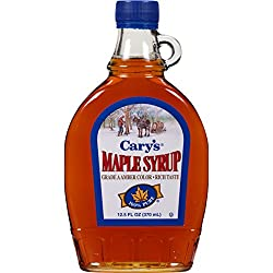 Cary's Pure Maple Syrup