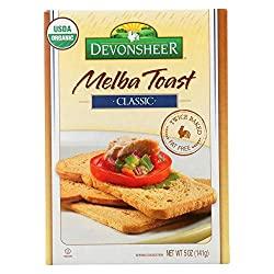 Devonsheer Melba Toast