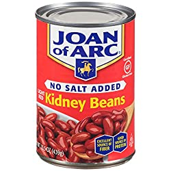 Joan of Arc Kidney Beans