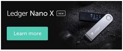 Ledger Nano Crypto Wallet