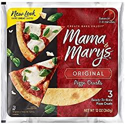 Mama Mary's Pizza Dough