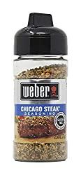 Weber Sauces & Seasonings