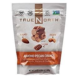 Almond Pecan Crunch